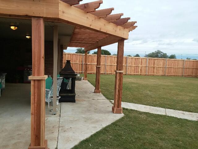 Improve Your Home's Appearance With a Beautiful Pergola