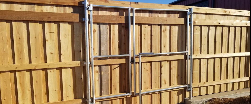 Choose Texas Fence and Pergola for Fence Installation in Lubbock, TX